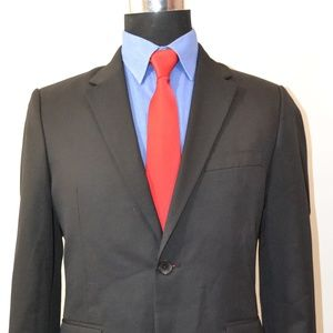 Calvin Klein Small Slim Fit Sport Coat Blazer Suit
